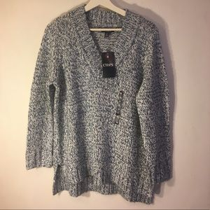Women's knit sweater Chaps very Nice Quality!!!!
